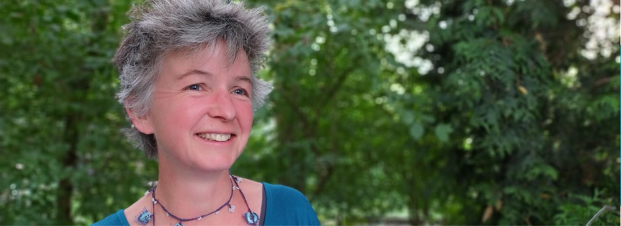 Trainerin für gewaltfreie Kommunikation Dagmar Bellen