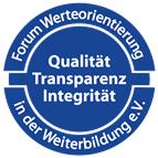 Logo Forum Werteorientierung